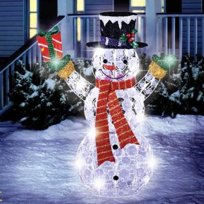LED Holiday Decorations And Projectors How Are They Related LED Projector